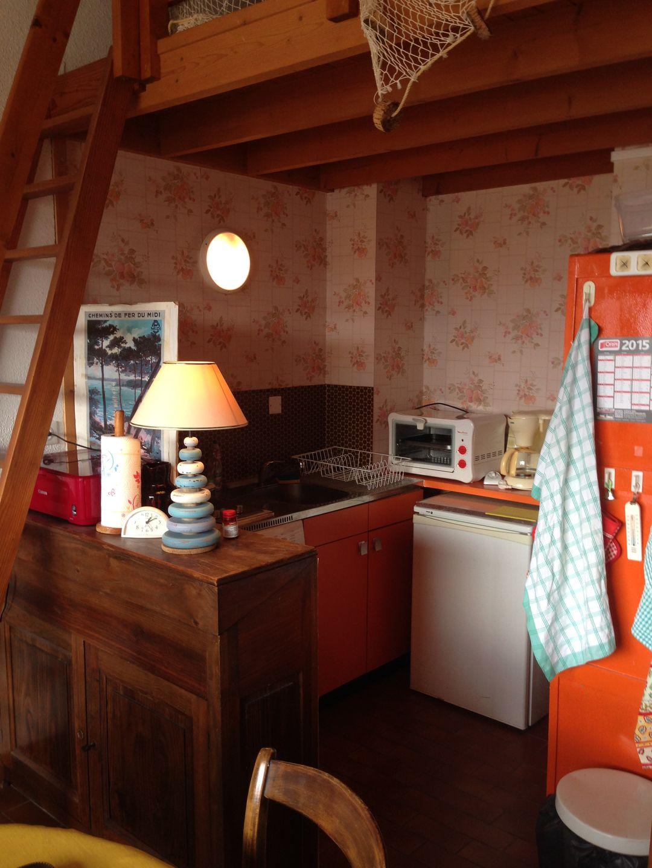 cuisine capbreton 40. Black Bedroom Furniture Sets. Home Design Ideas